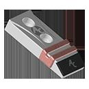 SOC CARBURE RECHARGE 70X25X160 EA.50 AGRICARB SOUCHU PINET QUIVOGNE ASKEL DECOMPACTEUR GREGOIRE M320126