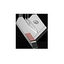 LAME CARBURE G 280X12X310 AGRICARB TCS-SOC554W-MC AGRISEM DECOMPACTEUR